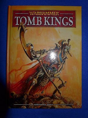 Warhammer Armies Tomb Kings HB 8th ed 2010 - DS15
