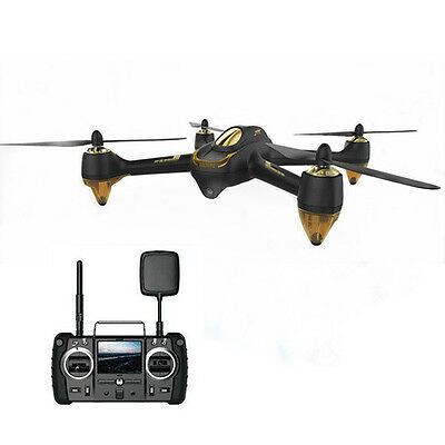 Quadcopter Drone Hubsan H501SS X4 5.8G FPV Brushless 1080p HD Camera GPS STD