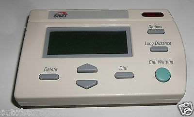SNET Caller ID With Call Waiting Display Nortel - Very Good Condition