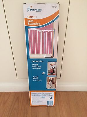 "Baby Safety Gate Extension ""Dreambaby"""