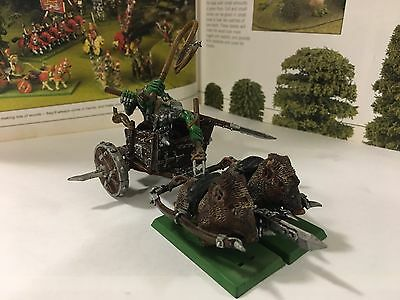Orcs & Goblins: 1 Orc Chariot - Age of Sigmar / Warhammer Fantasy Battles