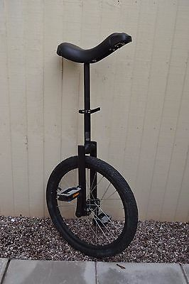 "Unicycle By Crivit Sports 20 "" Wheel Great Condition Hardly Used"