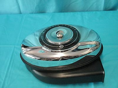 Harley Air Cleaner - 2013 Deluxe 103ci Complete - Stage 1 Upgrade Used Like New