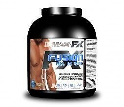 Fusion All In One Protein Powder, 5 Star Graded ,plus Free Shaker Bottle.