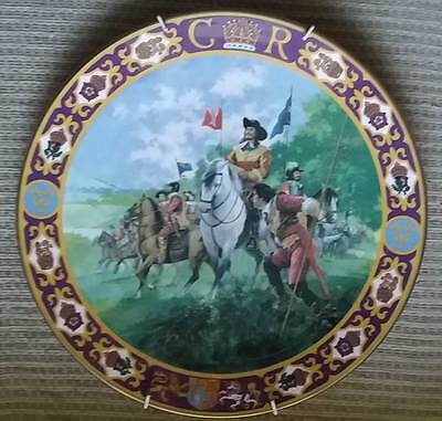 Royal Doulton Kings and Queens Plate - King Charles 1