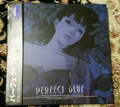 Perfect Blue laserdisc great condition boxset with obi Complete laser disc