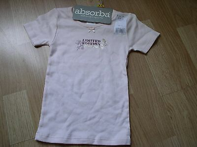 T-shirt manches courtes fille 3 ans NEUF