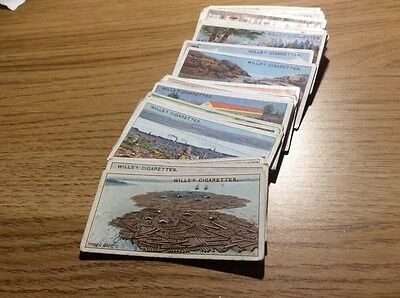 Wills Overseas Dominions Canada 1914. A Set Of 50 Antique Cigarette Cards