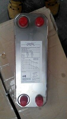 Alfa Laval Heat exchanger CBH27-20H / Art. No. 3287051617