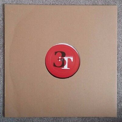 """3T - Anything 12"""" Single Vinyl Record Remixed"""