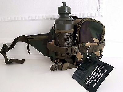 Professional  101 INC military  waist bag with bottle