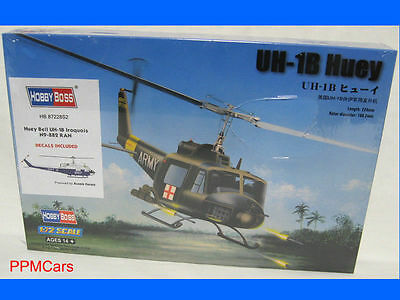 Huey Bell UH-1B Iroquois N9-882 RAN - 1:72 HELICOPTER