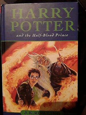Harry potter and the half blood prince - children's edition - First Edition