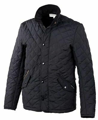 New ** Harry Hall **darwen Mens Medium  Black Jacket ** Riding Country Coat