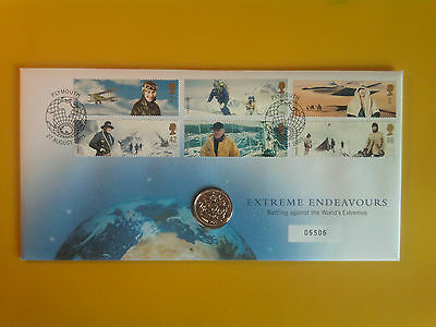 Coin Cover RMC35 -- Extreme Endeavours