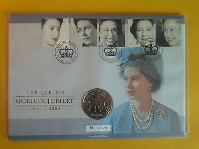 Coin Cover RMC29 -- Golden Jubilee