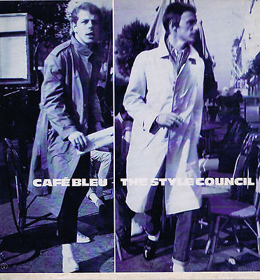 The Style Council - Cafe Bleu Vinyl Lp Record