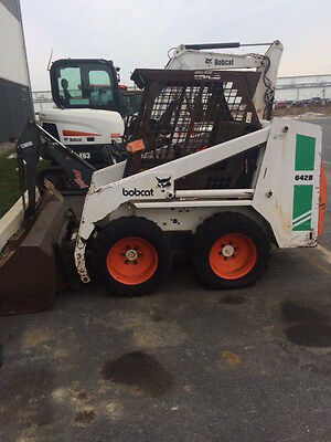 1989 Bobcat 642B Skid Steer Loader. Coming in Soon!