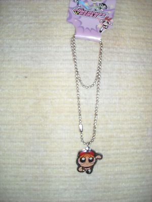 New  Powerpuff Girls Necklace   Vintagenevr Removed From Card