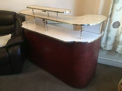 Vintage Retro Home Bar (Like Only Fools And Horses)