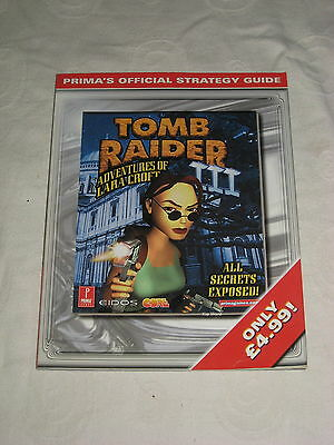 Tomb Raider Iii (The Adventures Of Lara Croft) Prima's Official Strategy Guide