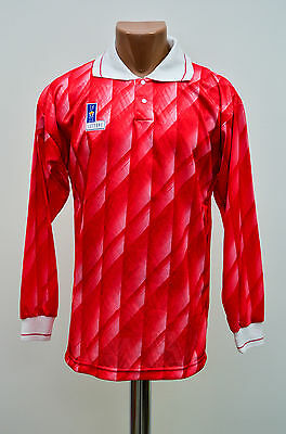 Fox Leisure Vintage 1990's Football Shirt Jersey Long Sleeve