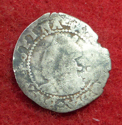 Halfgroat of Elizabeth 1st
