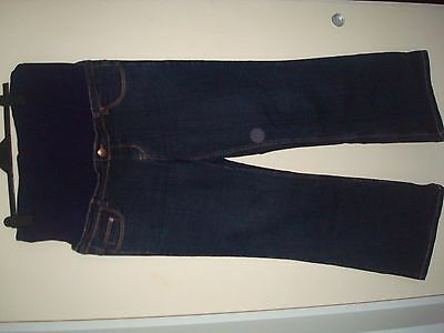 New Look maternity jeans size 16