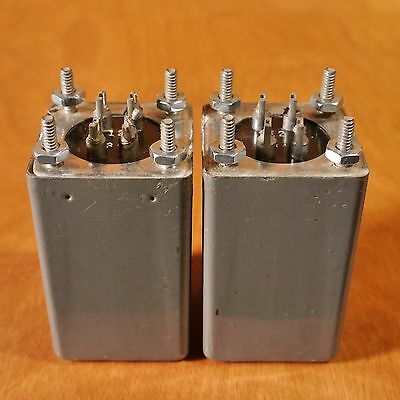 Ipc/western Electric Fp 3428, Tube Preamp, Output Transformer Pair (2) 20K:600