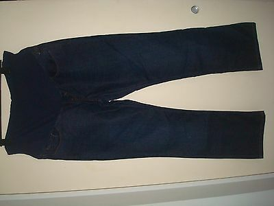 Mothercare maternity jeans size 16