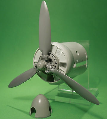 Ju 88 A-4, D-1, C-6 //Propeller,Spinner  early Revell Kit 03988 1/32