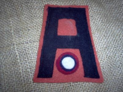 WWI US Army Air service patch First 1st Army, Aero Squadron Patch AEF