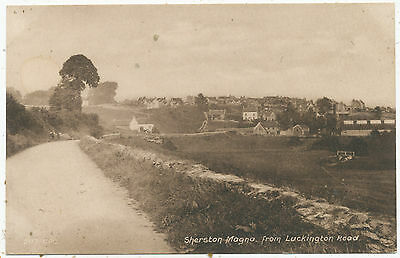 Sherston Magna from Luckington Road