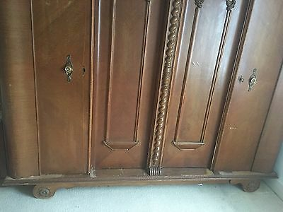 french wardrobes armoire louis style