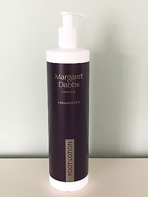 Margaret Dabbs Foot Lotion - Brand New