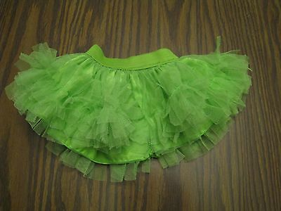 St. Patricks Day Green Tulle Skirt Holiday Green Fancy Party Girly