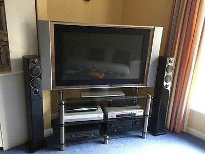 42inch Sony Plasma TV with integral stereo speakers