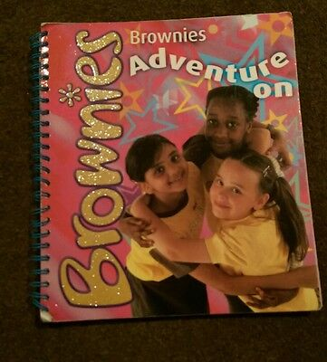 Brownies Girl Guides Adventure on Book