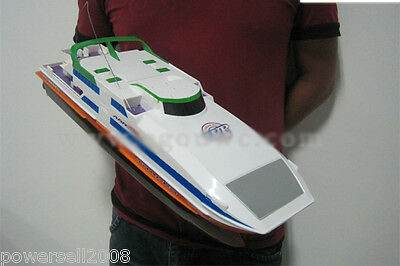 New Length 51.5CM Remote Control Boat Simulation Speedboat Model Gift Toys