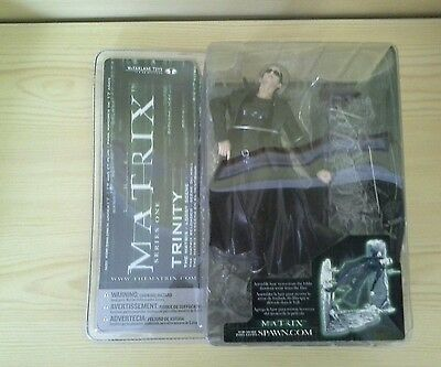 Matrix Figure Series 1 Trinity Lobby Scene