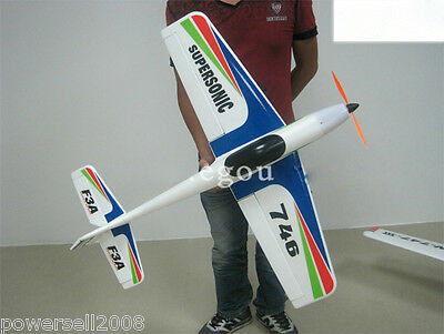 New Length 91.2CM Remote Control Plane Fixed Wing Glider Model Children Toys