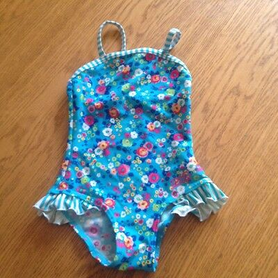 Baby girl swimsuit age 1-2 years Zoggs