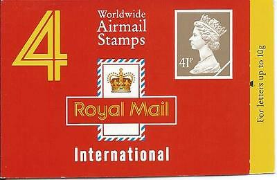 GB 1993 Booklet GN1
