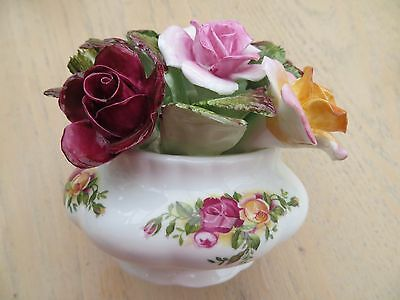 Royal Albert Old Country Roses China Bowl and Flowers