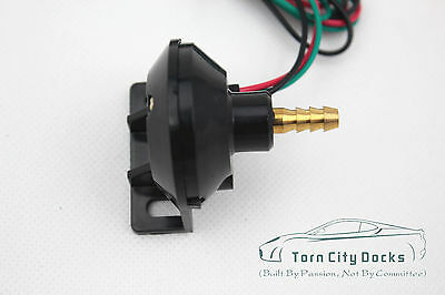New High Quality Car Auto Gauge Electronic pressure sensor Boost , Vacuum Sensor