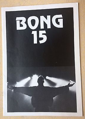 DEPECHE MODE Official Fan Club Magazine - BONG 15