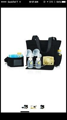 Medela Pump In Style Advanced Double Electric Pump.