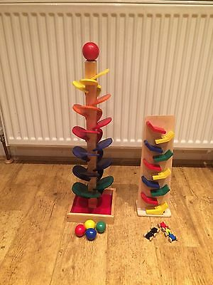 Wooden Stack Toys