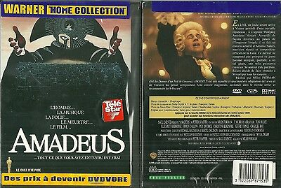 DVD - AMADEUS de MILOS FORMAN / MOZART / NEUF EMBALLE - NEW & SEALED