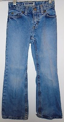OLD NAVY Girl's 6 Slim Boot Cut Long Jeans